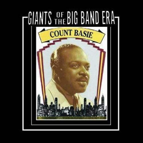 Count Basie - Giants Of The Big Band Era:Count Basi (CD)