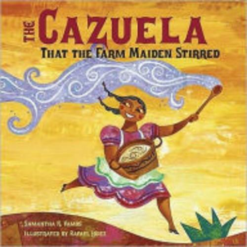 The Cazuela That the Farm Maiden Stirred (PagePerfect NOOK Book)