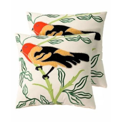 Paradise Decorative Pillows, Set of 2