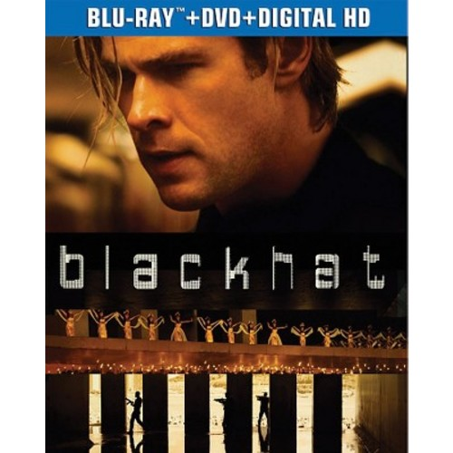 Blackhat [2 Discs] [Includes Digital Copy] [UltraViolet] [Blu-ray/DVD] COLOR/WSE DD5.1/DD2/DHMA/DTS