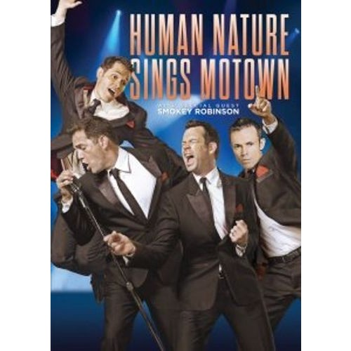 Human Nature Sings Motown [DVD]