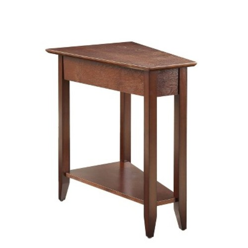 End Table Brown - Convenience Concepts