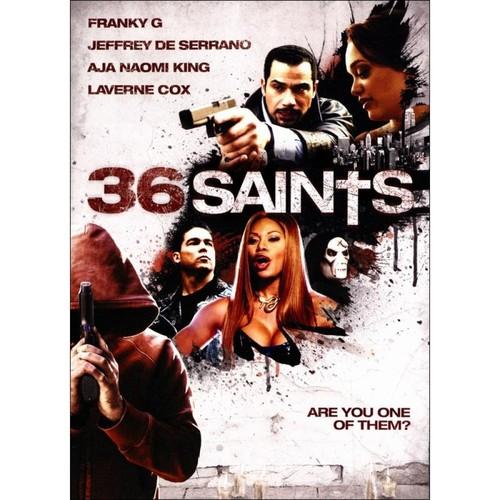 36 Saints [DVD] [2013]