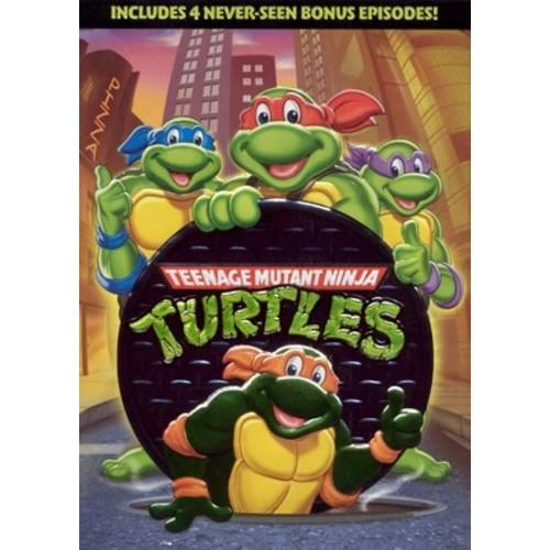 Teenage Mutant Ninja Turtles: Volume 1