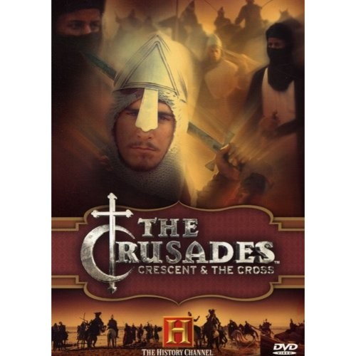 The Crusades: Crescent & the Cross [2 Discs] [DVD]