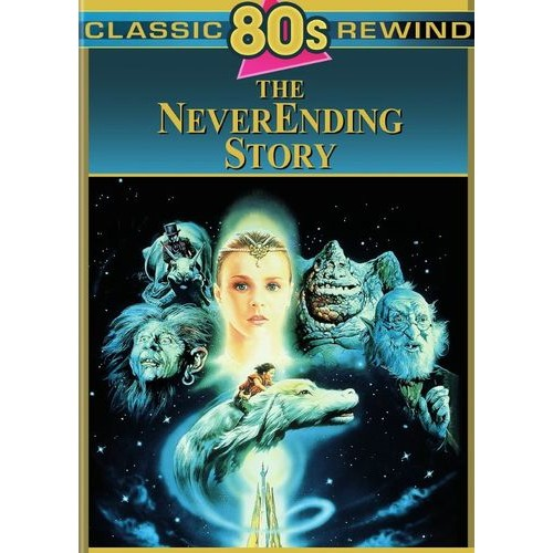 Neverending Story Collection DVD