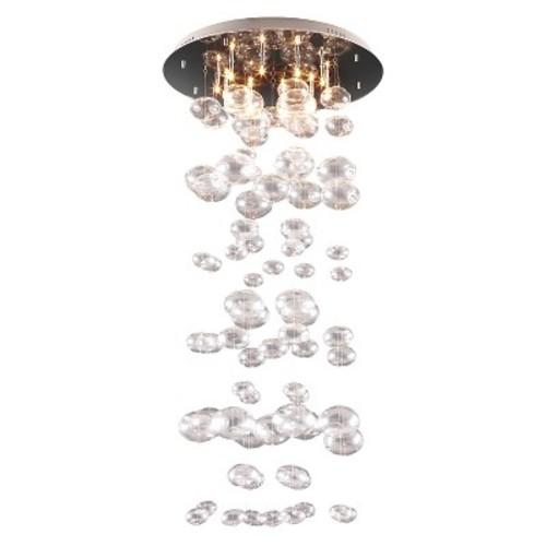 Zuo Inertia Ceiling Lamp - Clear