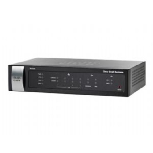 Cisco Small Business RV320 - Router - 4-port switch - GigE