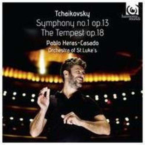 Tchaikovsky: Symphony No. 1 Op. 13; The Tempest Op. 18