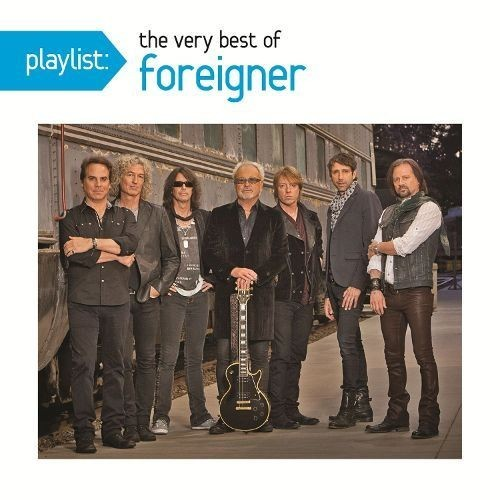 Playlist: The Very Best of Foreigner [CD]