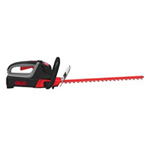 OREGON CORDLESS 40 Volt MAX HT250-E6 Hedge Trimmer Kit with 2.4 Ah Battery Pack and C600 Charger [2.4Ah Battery Pack Included]