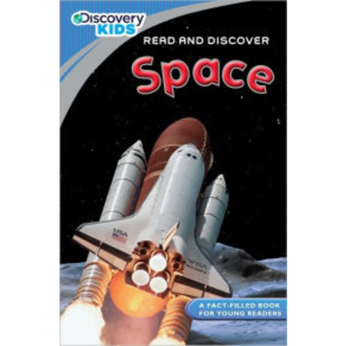 Discovery Kids Readers: Space