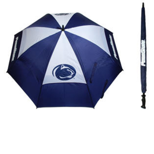 Team Golf Penn State 62-inch Double Canopy Golf Umbrella