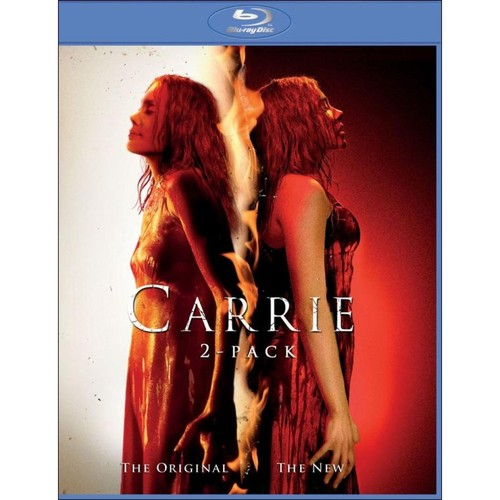 Carrie: 2-Pack - The Original/The New [2 Discs] [Blu-ray]