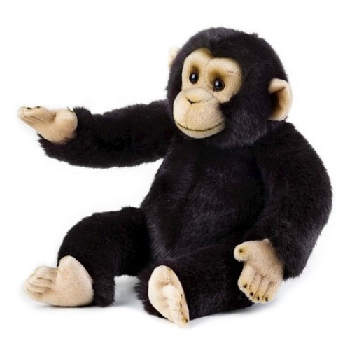 Lelly National Geographic Chimp Hand Puppet