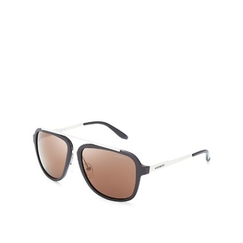 Polarized Top Bar Square Acetate Sunglasses