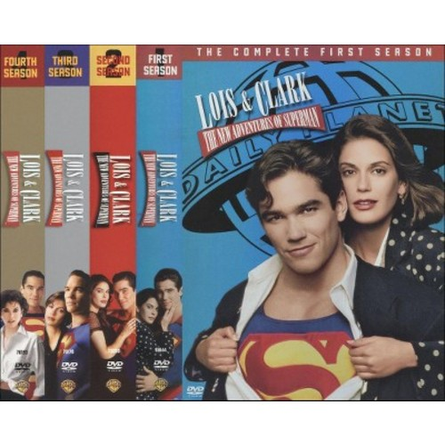 Lois & Clark: The Complete Seasons 1-4 (24 Discs) (dvd_video)