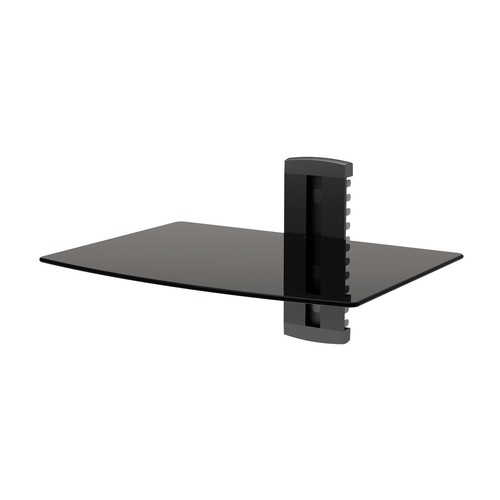 Promounts Fino Series FSH-1 On Wall AV Component Single Shelf