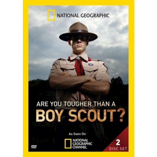 Are You Tougher Than a Boy Scout?: Season 1 [2 Discs] [DVD]