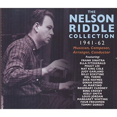 The Nelson Riddle Collection 1941-1962 [CD]