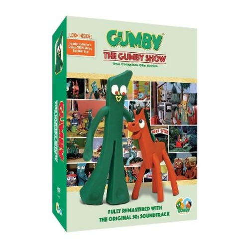 The Gumby Show: The Complete 50's Series (DVD)