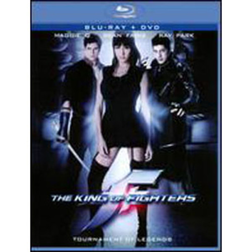 The King of Fighters [Blu-ray] WSE DD5.1/DHMA/DD2