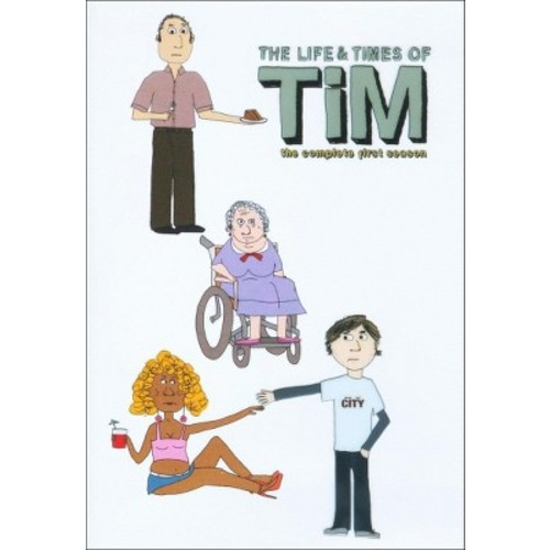 The Life & Times of Tim: The Complete First Season [2 Discs]
