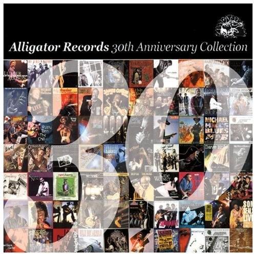 Alligator Records 30th Anniver CD (2001)