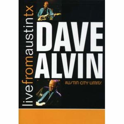 Live From Austin TX: Dave Alvin 2/DTS-ESM
