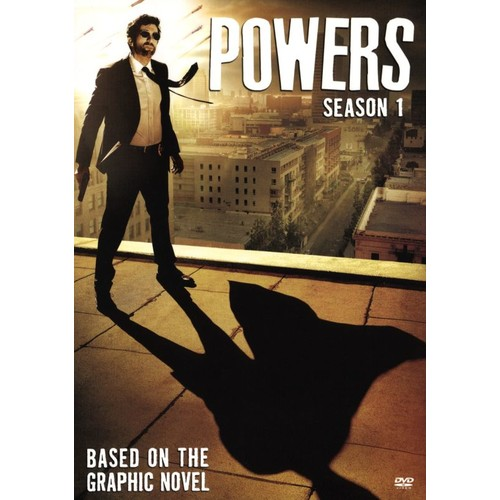 Powers: Season 1 [3 Discs] [DVD]