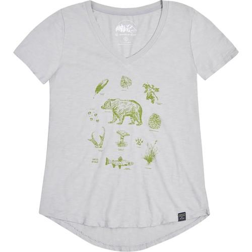 United by Blue Field Guide T-Shirt - Women's