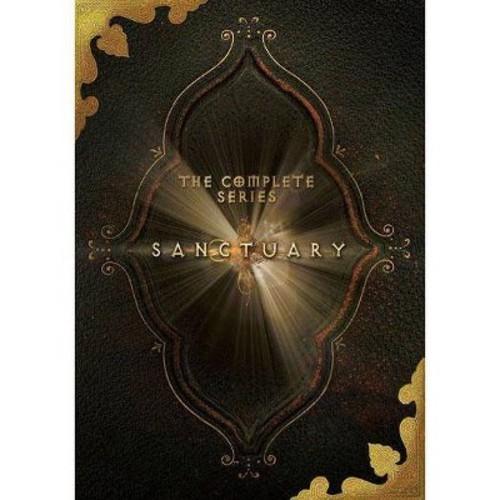Sanctuary:Complete series (DVD)