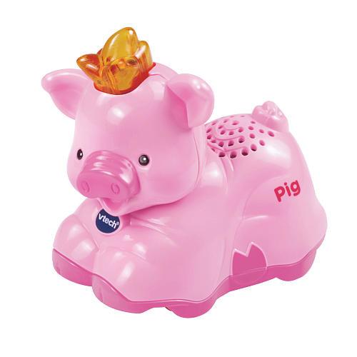 VTech Go! Go! Smart Animals Pig Toy