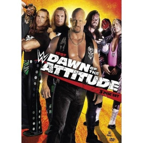 WWE: 1997 - Dawn of the Attitude [DVD]