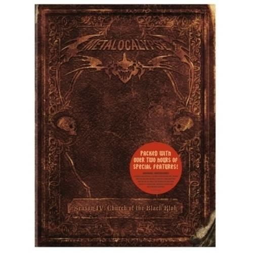 Metalocalypse: Season Four [2 Discs] [DVD]