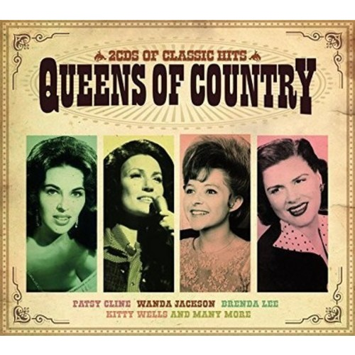 Queens of Country [CD]