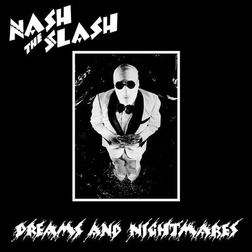 Dreams and Nightmares [Black and White Vinyl] [LP] - VINYL