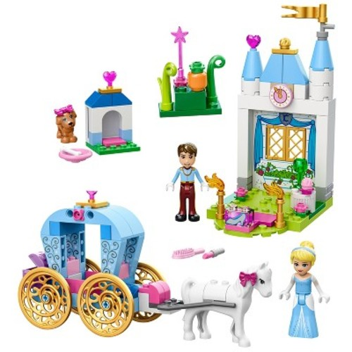 LEGO Juniors Disney Princess Cinderella's Carriage (10729)