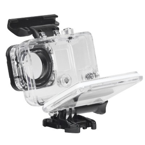 Bower Xtreme Action Series Protective Housing with Lens for GoPro Cameras - Clear (XAS-PH)