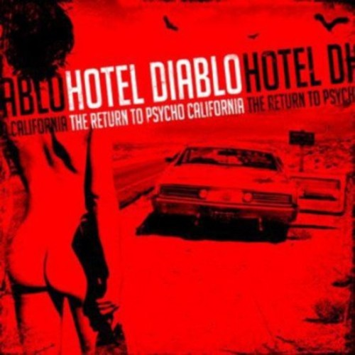 The Return to Psycho, California [CD]