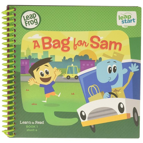 LeapFrog LeapStart Learn To Read Volume 1 [Learn to Read Set 1]