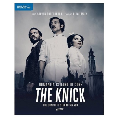 The Knick- Season 2 (Blu-ray) (4 Discs)
