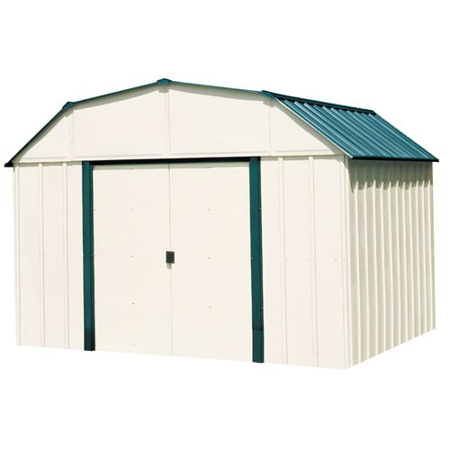 Arrow Sheridan 10 ft. x 8 ft. Steel Storage Shed