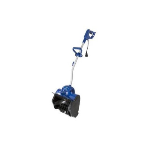 Snow Joe Plus 11-Inch 10-Amp Electric Snow Shovel w/ Light - Refurbished