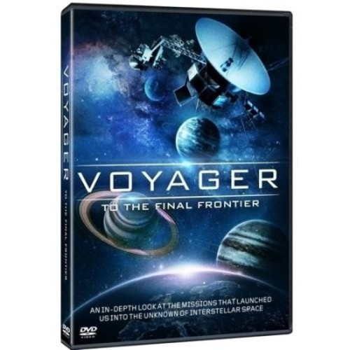 Voyager: To the Final Frontier [DVD]