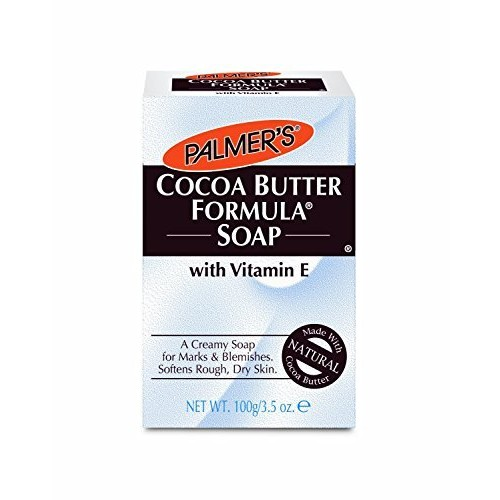 Palmer's Cocoa Butter Formula, Cream Soap Bar with Vitamin E, 3.5 oz - 1 ea [3.5 Ounce]
