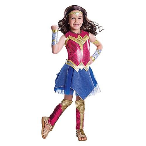 Batman v. Superman: Wonder Woman Large Child's Halloween Costume