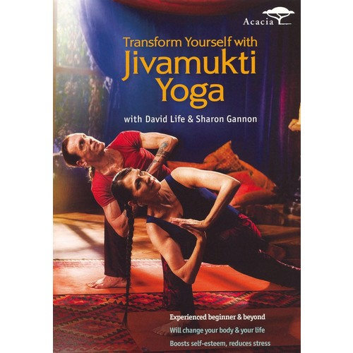 Transform Yourself with Jivamukti Yoga [DVD] [2007]