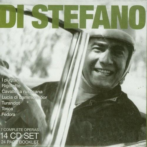 Legendary Performances of Giuseppe Di Stefano