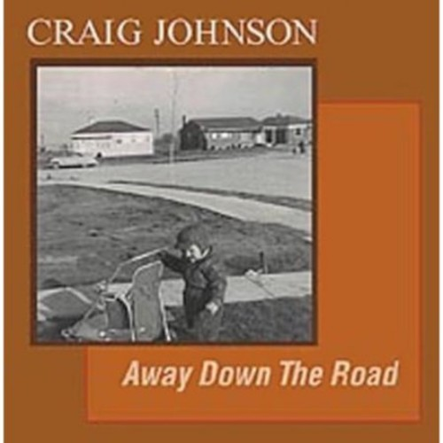 Away Down the Road [CD]
